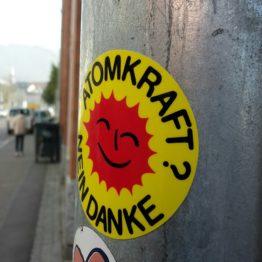 Aufkleber / Sticker